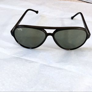 Ray-Ban Accessories - Vintage Rayban Cats Bausch & Lomb Sunglasses
